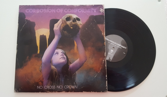 Corrosion of Conformity No Cross No Crown vinyl