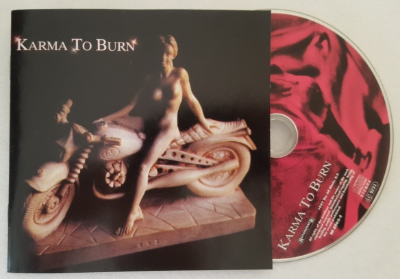 Karma to Burn debut album cover