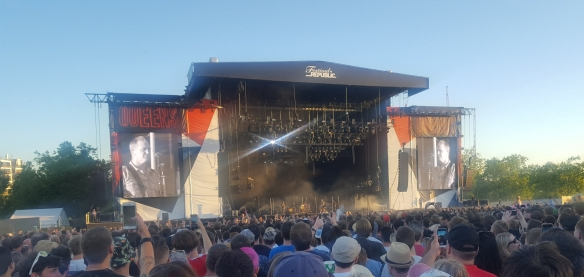 Queens of the Stone Age do Finsbury