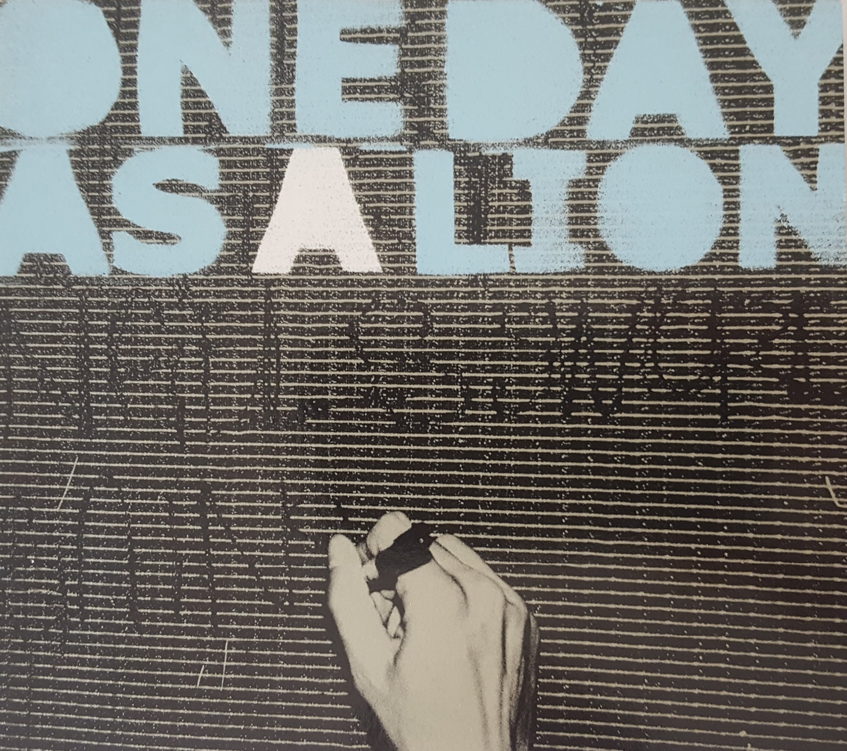 One Day As A Lion EP
