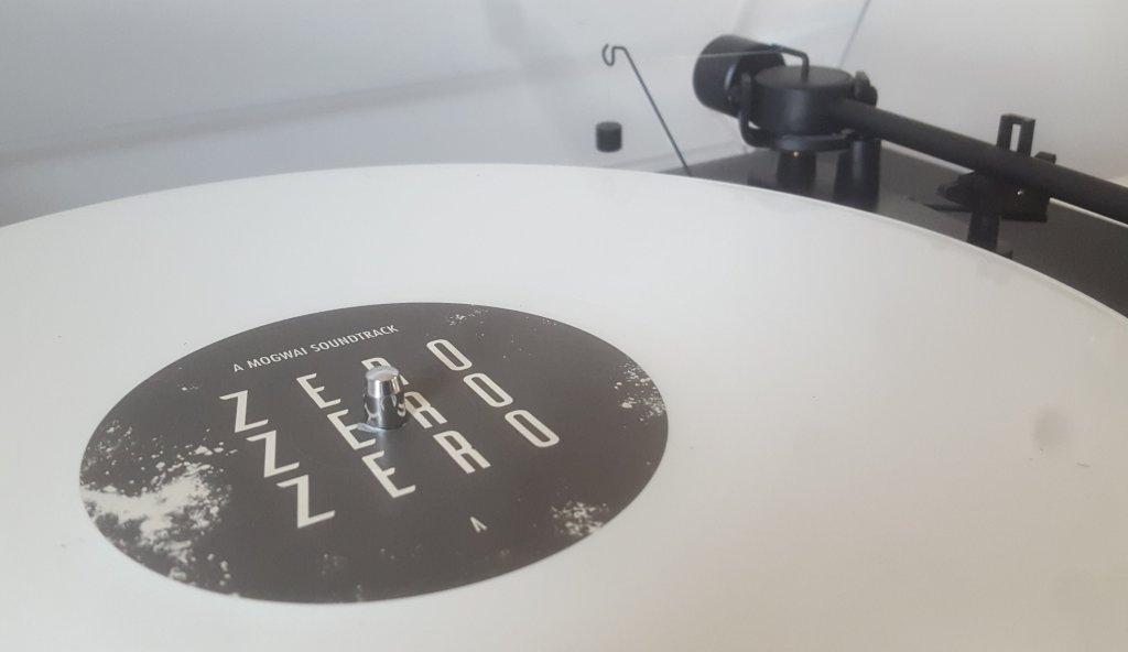 Mogwai ZeroZeroZero white vinyl